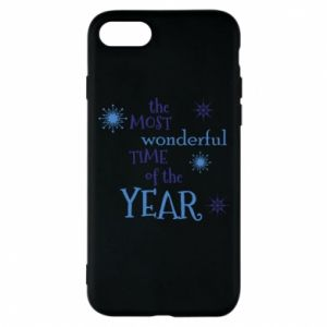 iPhone 8 Case The most wonderful time of the year