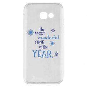 Samsung A5 2017 Case The most wonderful time of the year