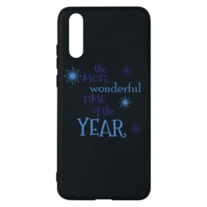 Etui na Huawei P20 The most wonderful time of the year