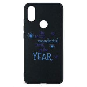 Phone case for Xiaomi Mi A2 The most wonderful time of the year