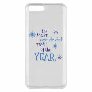 Xiaomi Mi6 Case The most wonderful time of the year