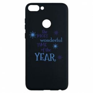 Phone case for Huawei P Smart The most wonderful time of the year
