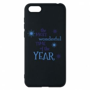 Huawei Y5 2018 Case The most wonderful time of the year