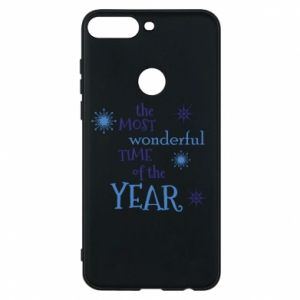 Huawei Y7 Prime 2018 Case The most wonderful time of the year