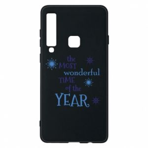 Etui na Samsung A9 2018 The most wonderful time of the year