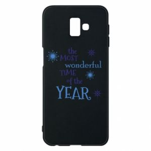 Samsung J6 Plus 2018 Case The most wonderful time of the year
