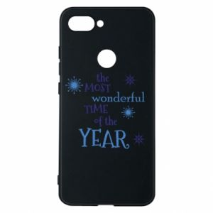 Phone case for Xiaomi Mi8 Lite The most wonderful time of the year