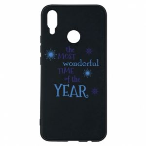 Huawei P Smart Plus Case The most wonderful time of the year