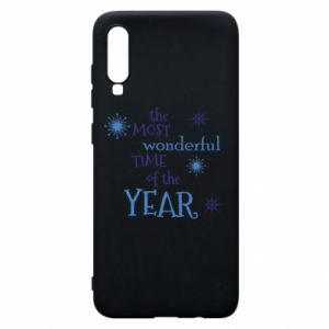 Samsung A70 Case The most wonderful time of the year