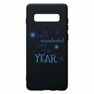 Samsung S10+ Case The most wonderful time of the year