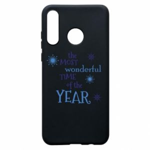 Huawei P30 Lite Case The most wonderful time of the year