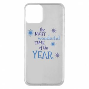 iPhone 11 Case The most wonderful time of the year