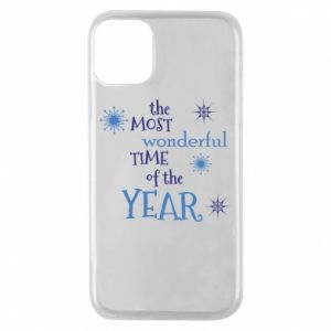 Etui na iPhone 11 Pro The most wonderful time of the year