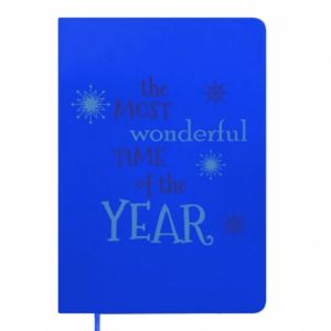 Notepad The most wonderful time of the year