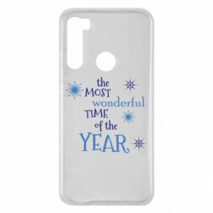 Xiaomi Redmi Note 8 Case The most wonderful time of the year