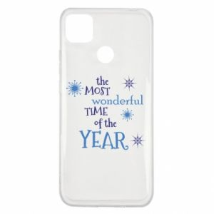 Xiaomi Redmi 9c Case The most wonderful time of the year