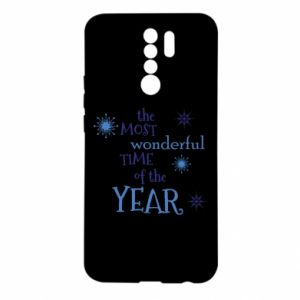 Xiaomi Redmi 9 Case The most wonderful time of the year