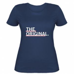 Damska koszulka The original.