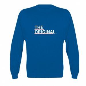 Bluza dziecięca The original.