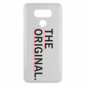 Etui na LG G6 The original.