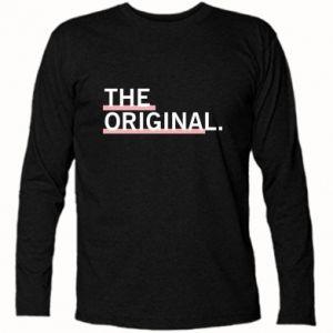 Koszulka z długim rękawem The original.