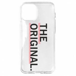 Etui na iPhone 12 Mini The original.