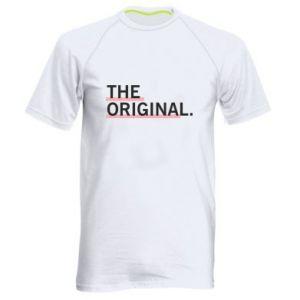 Męska koszulka sportowa The original.