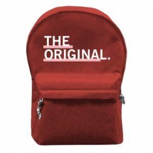 Plecak z przednią kieszenią The original.