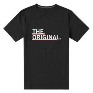 Męska premium koszulka The original.