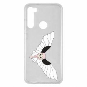 Etui na Xiaomi Redmi Note 8 The owl flies on you