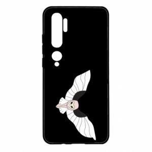 Etui na Xiaomi Mi Note 10 The owl flies on you