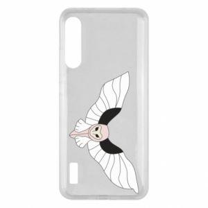 Etui na Xiaomi Mi A3 The owl flies on you