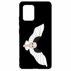 Etui na Samsung S10 Lite The owl flies on you