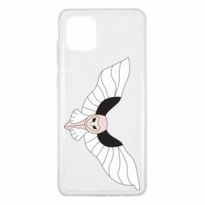 Etui na Samsung Note 10 Lite The owl flies on you