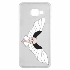 Etui na Samsung A3 2016 The owl flies on you