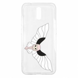 Etui na Nokia 2.3 The owl flies on you