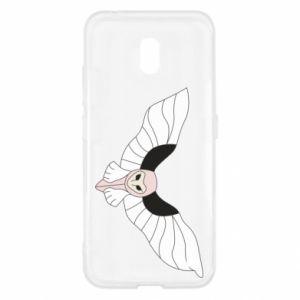 Etui na Nokia 2.2 The owl flies on you