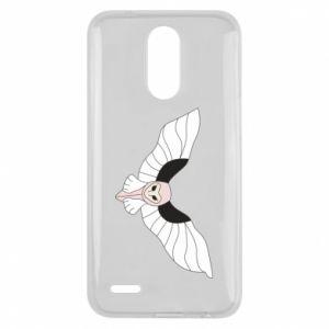 Etui na Lg K10 2017 The owl flies on you