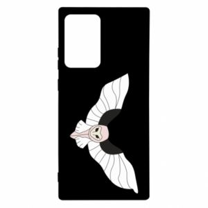 Etui na Samsung Note 20 Ultra The owl flies on you