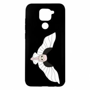 Etui na Xiaomi Redmi Note 9/Redmi 10X The owl flies on you