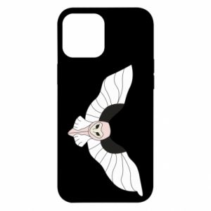 Etui na iPhone 12 Pro Max The owl flies on you