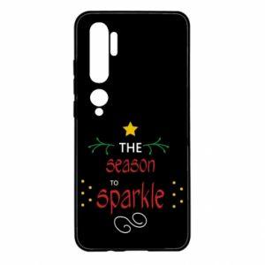 Etui na Xiaomi Mi Note 10 The season to sparkle
