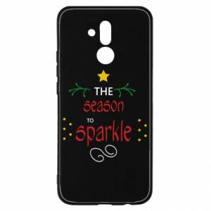 Etui na Huawei Mate 20 Lite The season to sparkle
