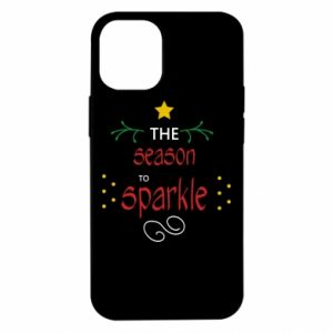 Etui na iPhone 12 Mini The season to sparkle