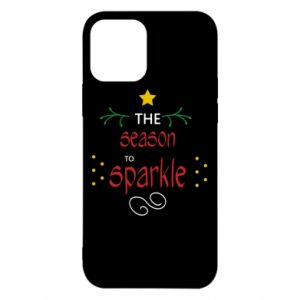 Etui na iPhone 12/12 Pro The season to sparkle