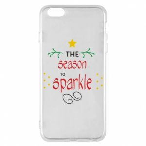 Etui na iPhone 6 Plus/6S Plus The season to sparkle
