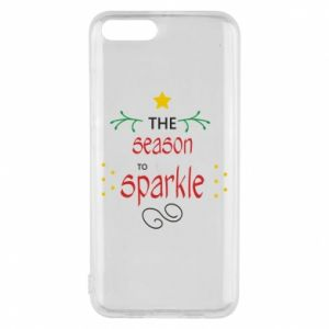 Etui na Xiaomi Mi6 The season to sparkle