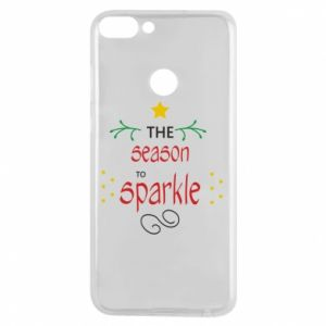 Etui na Huawei P Smart The season to sparkle