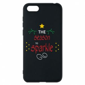 Etui na Huawei Y5 2018 The season to sparkle