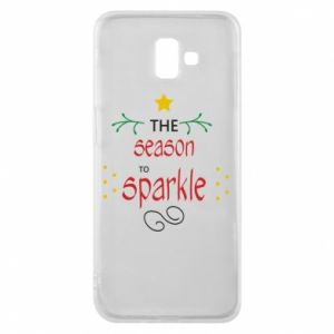 Etui na Samsung J6 Plus 2018 The season to sparkle